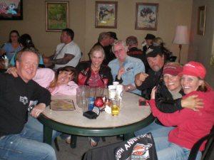 Greg & Laura, Jim & Dor, Pat, Staci and Linda
