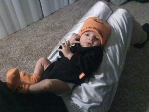 First Halloween 2009