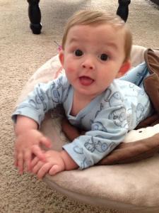 Mason 7 months
