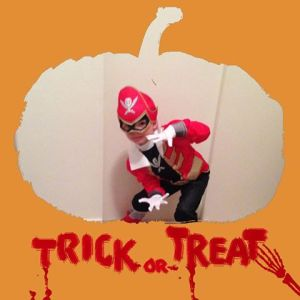 Talon trick or treat 2014
